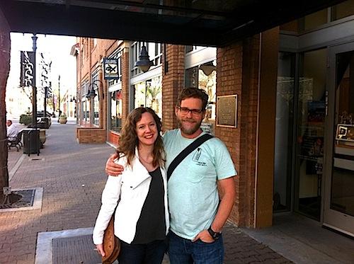 Sara and Erik